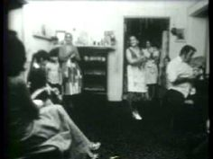 Gypsies: Out Takes — Preview #2 Ethnic Gypsy (Rom) birthday party filmed in Los Angeles in 1974. Part of a series of edited ethnographic film out takes which were not included in the documentary film Gypsies: The Other Americans.