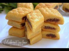 Makrout au four recette facile   La cuisine de Djouza