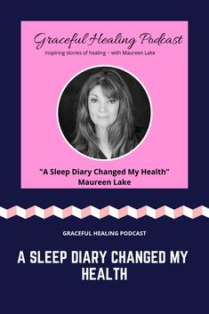 I was having a terrible time getting and staying asleep but I knew I needed sleep to heal. It's pretty common for so many reasons including hormones and illness. I was at a place where I really needed to try something new and different to change my habits because I was so sleep deprived! Sleep Diary, Aviva Romm, Insomnia Remedies, Health Blogs, Need Sleep, Thyroid Health, Sleep Problems, Sleep Deprivation, Change Me