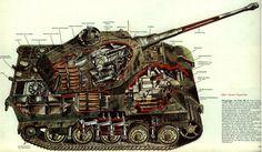 Pz.Kpfw. VI Tiger II 'Henschel turret', 2./schwere Panzer-Abteilung 506