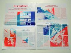 Utilisation du rapport couleur/texte (Fanette Mellier)