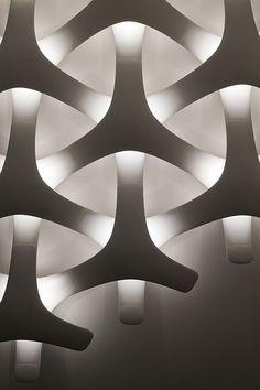 Iluminación y lámparas en el Salón Internacional de Milán synapse