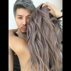 stunning hair colors by Guy Tang! Absolutely stunning hair colors by Guy Tang! Love Hair, Gorgeous Hair, Guy Tang Hair, Guy Tang Blonde, Grey Blonde, Balayage Hair Blonde, Brunette Hair, Haircolor, Hair Color And Cut