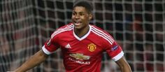 Marcus Rashford receives high praise from one of the greatest strikers of all time