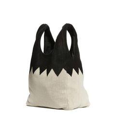 Zig Zag Shopper Bag. http://www.byaprilandmay.com/en/selected/new/zigzag-shopper-bag.html