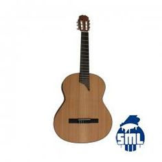 Guitarra Clássica APC Cordas de Nylon Boca Lateral 1CMX Veja esta guitarra no site do Salão Musical de Lisboa