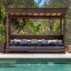 lounge Villa Ibiza I Kabaz