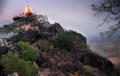 Maa Bamleshwari Temple is situated on a hilltop which is 1,600 ft high at Dongargarh in the state of Chhattisgarh. Dongargarh is one of the major tourist attraction as well as the main pilgrimage of the district and the prominent places of worship. The goddess Maa Bamleshwari temple refferd as Badi Bamleshwari, Another temple at ground level is situated about 1/2 km from the main temple is referred as Chhoti Bamleshwar.