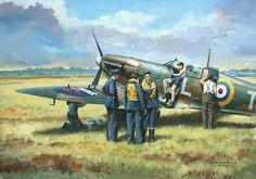 Battle Tactics Painting