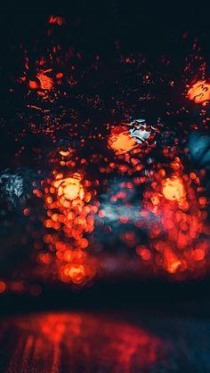 Rainy Wallpaper, Lit Wallpaper, Nature Wallpaper, Mobile Wallpaper, Wallpaper Backgrounds, Beautiful Wallpaper, Rain Photography, Creative Photography, Landscape Photography