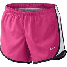 Nike Girls' Tempo Running Shorts, Size: Medium, Pink