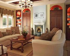 Your living room is one of the most lived-in rooms in your home. To make it the best it can be, House Beautiful has pulled together inspiration and ideas.