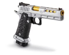 """STI Introduces DVC High-End 1911s – IPSC Ready """"Out-of-the-Box"""" - The Firearm Blog"""