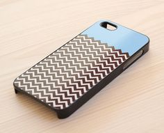 Chevron pattern iphone case by Another Case