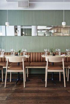 Restaurant Michel by Joanna Laaijsto - beeldsteil.com Finland Helsinki