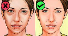 Μαύροι κύκλοι και σακούλες στα μάτια: 4 σπιτικές μάσκες ομορφιάς για να φαίνεστε ξεκούραστες και ανανεωμένες Face Care, Septum Ring, Natural Beauty, Hair Beauty, Eyes, Health, Advice, Iron Deficiency, Iron Deficiency