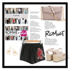 """Romwe 9/10"" by zerka-749 ❤ liked on Polyvore"