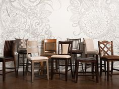 The Mission Hills Casual Dining Collection From Standard Furniture Was  Inspired By The American Arts And Crafts Movement Of The Early 20th Century.