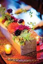 chrysanthemum centerpiece