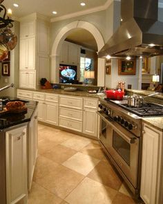 multiple cooks kitchen | 51,393 two cook kitchen Home Design Photos