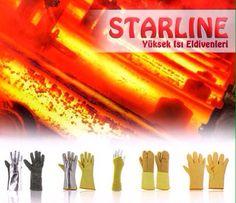 Starline heat resistance gloves up to 509 degree celcius Protective Gloves, Art Supplies