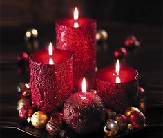 Attractive and Beautiful Candles