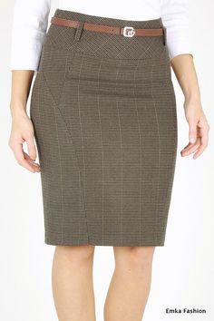 Юбка-карандаш Emka Fashion 417-adrianna