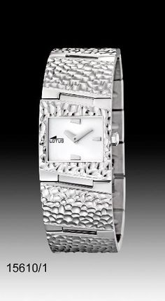 Lotus 15610-1 női karóra Oras, Square Watch, Bracelet Watch, Watches, Bracelets, Accessories, Wristwatches, Clocks, Bracelet
