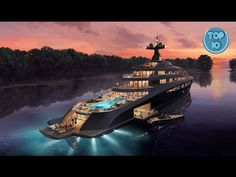 10 most expensive and beautiful luxury yachts in the world 2015-2016 SUBSCRIBE : https://www.youtube.com/channel/UCDrKwuwI0g22eALhB2deUAw?sub_confirmation=1 LIST OF TOP TEN BEAUTIFUL AND EXPENSIVE YACHTS 10. Lady Moura $210 million Featuring the 10th most expensive yacht in the world is the Lady Moura custom built by Blohm Voss shipyards in 1990 for Saudi Arabian businessman NasserAl-Rashid. This luxury liner is mostly recognisable from the outside owing to its name on the yacht exterior in…