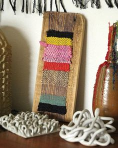 DIY Weaving Project and a Q&A with Janelle Pietrzak
