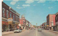 Ligonier Indiana, cavin street