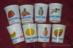 Iogurte Danone antigo?