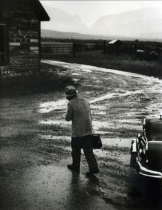 Country Doctor, 1948 by W. Eugene Smith