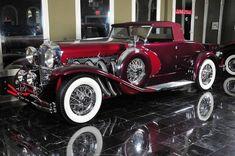 1989 Duesenberg II for sale - Hemmings Motor News Vintage Cars, Antique Cars, Antique Trucks, Duesenberg Car, Auto Retro, Classy Cars, Automobile, Classic Motors, Collector Cars