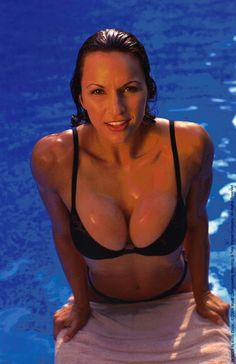 Kimberly Page - Nitro Girl Kimberly