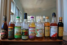 220 Other Uses for Everything in your Kitchen Cabinet...wow there is tons of them too...