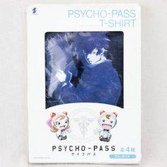 PSYCHO-PASS 狡噛慎也 サイコパスTシャツ 黒