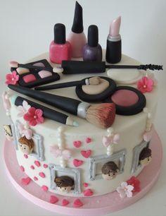 13 cake make up - Google Search
