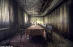 creepy tables - Google Search