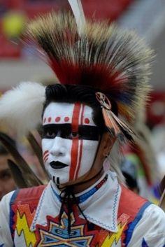 Red Earth Festival, Oklahoma City, Oklahoma, USA ~ A celebration of Native American's, The USA's first residents...