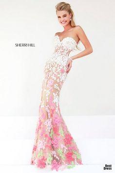 Длинные платья Sherri Hill 2014 (ІІ) » BestDress - cайт о платьях!