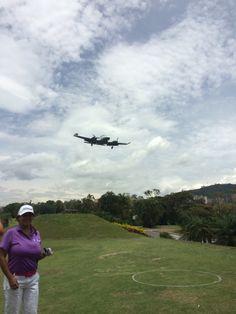 Hoyo 2 . Campo de Golf El Rodeo Medellin, Colombia