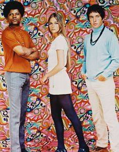 "Nothing says 1970's like ""The Mod Squad""."