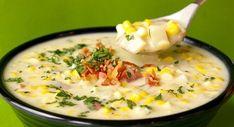 Betty Crocker's Corn Chowder. I grew up eating this exact recipe, it's great!
