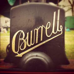 vintage auto lettering (Burrell)
