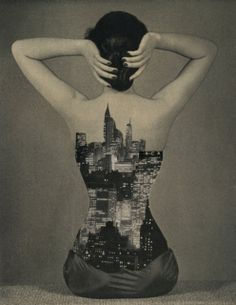 Rise to the Top, 2014, collage by Angelica Paez.
