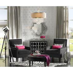 Bedroom Chandelier Option Uttermost Fascination 3-Light Chandelier
