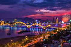 The city of Da Nang is the third largest in Vietnam and has had a tragic yet fascinating history.