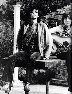 Keith Richards, Mick Jagger