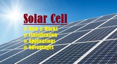 How it Works, Types (1/2/3 Generation), Perovskite Revolution Solar Panel System, Panel Systems, Solar Panels, Perovskite Solar Cell, Photovoltaic Cells, Electric Field, Thin Film, Electrical Energy, Solar Energy